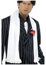 Medallón de Dólar Cadena Collar TV Gangster Rapero Accesorio Disfraz Elaborado Vestido