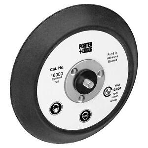 Porter Cable OEM 16000 A14387 6-in Standard pad 7336 97366 Random Orbit Sander