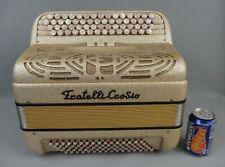 ancien accordéon de marque Fratelli Crosio accordion fisarmonica acordeon