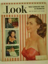 1951 Look Magazine: Joe DiMaggio/Ava Gardner/Dr. Kinsey/Scandalous Years