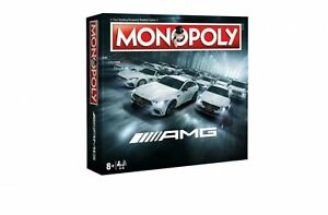 Original AMG Monopoly Mercedes-Benz Collection B66956001 Special Edition NEW