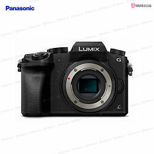Panasonic DMC-G7 LUMIX G Compact Camera 4K Video & 4K Camera Black Body