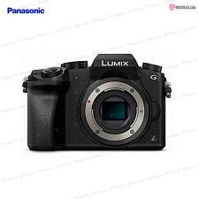 Panasonic DMC-G7 LUMIX G Compact Camera 4K Video & 4K Camera Black Body