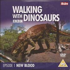 WALKING WITH DINOSAURS - NEW BLOOD - ***DVD***
