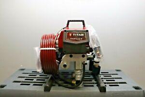 Titan Impact 440 Airless Skid Sprayer 805-000 - Gun, Hose & Tip - NEW!