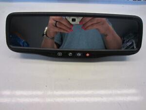 """10 11 12 13 Silverado Sierra Tahoe Rearview Mirror Onstar w/3.5"""" BACKUP DISPLAY"""