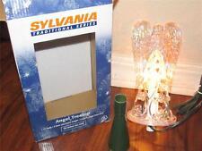 Sylvania Angel TreeTop Christmas Lighted Tree Topper VGUC