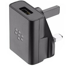 BLACKBERRY ASY-46444-003 MAINS CHARGER ADAPTER FOR Z10 Q10 Q20 9900 9320 9300