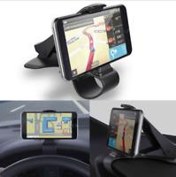 Universal Car Dashboard GPS Mount Clip Holder Mobile Phone Stand HUD Cradle New