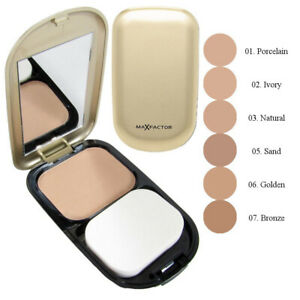 Max Factor Facefinity Compact Foundation Facefinity + Permawear SPF 20 *NEW*