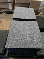 More details for 20 x carpet tiles 5m2 box heavy commercial retail office premium flooring grey