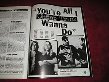 Cheap Trick - 1994 Us Full-Page Ad 'You're All I Wanna Do' Single