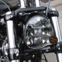 Harley Davidson FXBR Breakout (2018+) Headlight Protector / Light Guard Kit