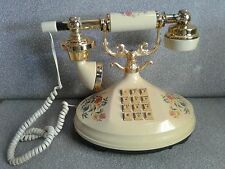 VINTAGE 1973 THE EMPRESS TELEPHONE AMERICAN TELECOMMUNICATIONS CO. VERY NICE