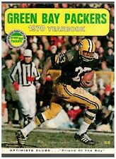 Lot of 4 Green Bay Packers Official Yearbooks 1970 1973 1976 1978 NFL Football