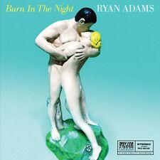 "Ryan Adams Burn In The Night 7"" Vinyl Record! non lp songs! 1984 no shadow NEW!+"