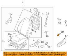 GM OEM Front Seat-Armrest Washer Left 94525136