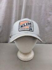 trucker hat baseball cap Vintage Retro Patch Klim Gear Grunge Mesh