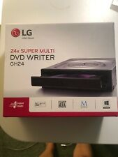 LG GH24 Super Multi 24x DVD±RW Writer for Windows PC
