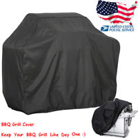 BBQ Grill Cover Barbecue Gas Grill Cover for Weber Charbroil Charcoal Brinkmann