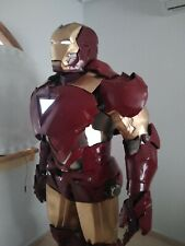 Iron Man suit, 70 % bulettproof,  replica hand made 90% ready