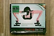 Push Up Stands Bars Parallettes Set Home Workout Equipment Fitness Accessories