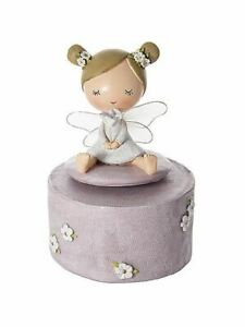 Mousehouse Baby Girl Fairy Music Box for Baby Shower Gift or Birthday Present