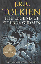 THE LEGEND OF SIGURD & GUDRUN - J.R.R. Tolkien