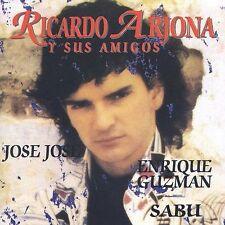 NEW - Ricardo Arjona Y Sus Amigos