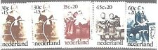 Netherlands B505-8 MNH Pairs of Children, Photography