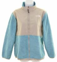 THE NORTH FACE Girls Fleece Jacket 15-16 Years XL Blue Polyester  HZ15