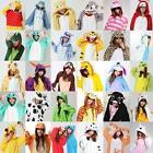 New unisex Onesie Adult Animal Onesies Kigurumi Pyjamas Sleepwear Halloween Gift