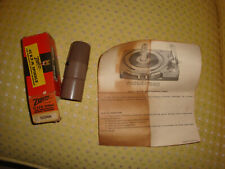 New listing Vintage Zenith Cobramatic Record Player 45 Rpm Adapter Stacker S22006 Nos