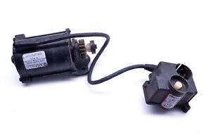 OEM Briggs & Stratton 393488 Starter Motor Assembly w/ Crank Button
