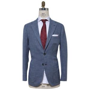 NEW KITON BLAZER 100% Cotton Size 38 US 48 EU R8 S21B98