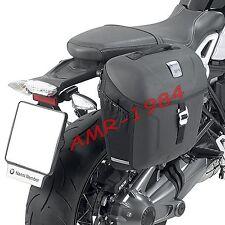 BORSA LATERALE GIVI MT501 + TELAIO TMT5115  BMW R1200 NINE - T 2016