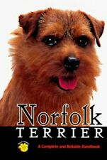 Complete Handbook of Norfolk Terrier (Rare B. by Nicholas, Anna Kathe Hardback