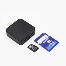 D-906 OTG Micro USB SD/TF Memory Card Reader Connection For Android