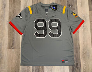 Nike Air Force Red Tails Alternate #99 Football Jersey DB5549-002 Size 3XL NWT