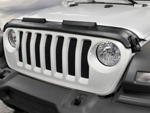 2018-2021 Jeep Gladiator &  Wrangler JL Mopar Vinyl Hood Cover 82215369