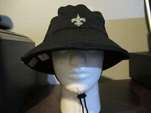 New Orleans Saints New Era Training Bucket hat nwt Free Ship