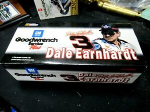 Dale Earnhardt Sr. #3 Goodwrench Plus 1999 Monte 1:24 Die Cast- Never Displayed