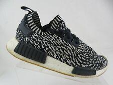 ADIDAS NMD_R1 Black/White Sz 9 Men Running Shoes