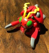 Bandai Digimon Action Feature Mini Figure Tentomon Shell Popping + Izzy Figure