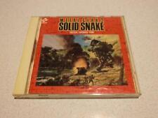 MSX2 Metal Gear 2 Solid Snake Soundtrack