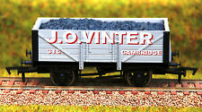 "4mm / OO GAUGE LIMITED EDITION COAL WAGON ""J O VINTER"" OF CAMBRIDGE"