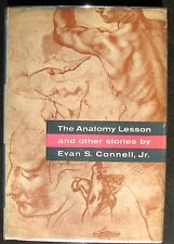 THE ANATOMY LESSON by EVAN S. CONNELL, JR Signed First Edition 1957 VG Condition