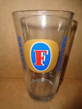 Foster's Pint Beer Glass
