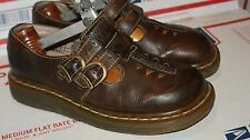 Womens Dr Doc Martens Mary Jane Shoes 2A79 Size 6 US 4 UK