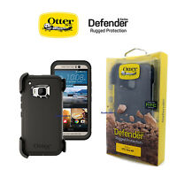 New oem Otterbox Defender Series case for HTC one M9 with Holster